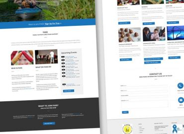 Web Design for FASS