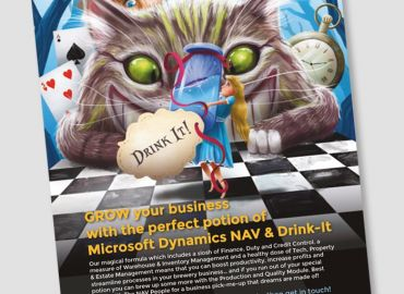 Advert Design for The NAV People