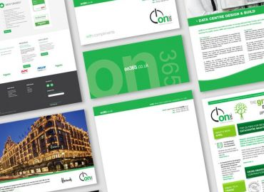 Corporate Identity for on365