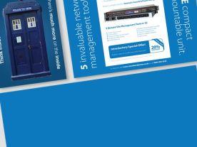 Mailer Design for Sentinel