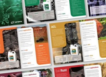 Brochure Design for Liquid Engineering