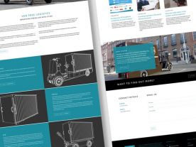 Web Design for Fernhay