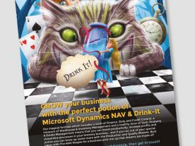 Advert Design for The NAV People