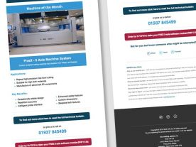 Email Design for WJSUK