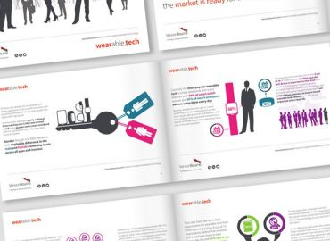 Report Design for Vanson Bourne